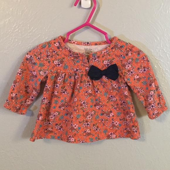 Carter's Other - Carter's Long Sleeve Blouse